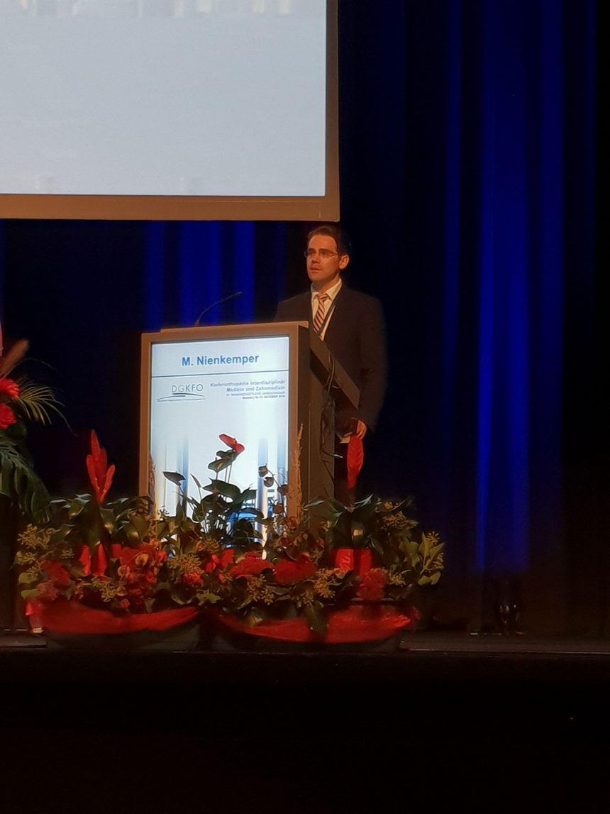 Jahrestagung der Deutschen Gesellschaft für Kieferorthopädie 2018