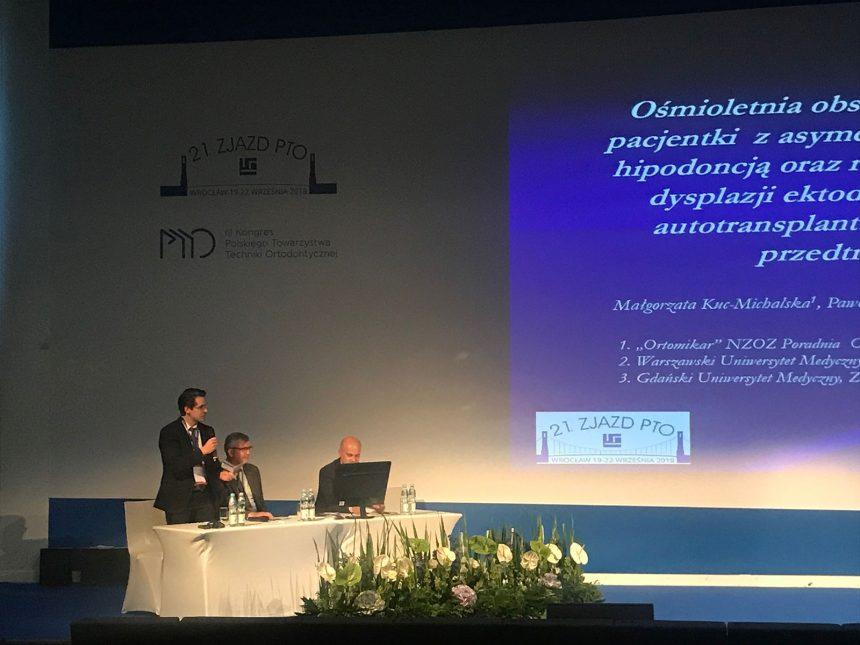 Jahrestagung der polnischen Gesellschaft für Kieferorthopädie