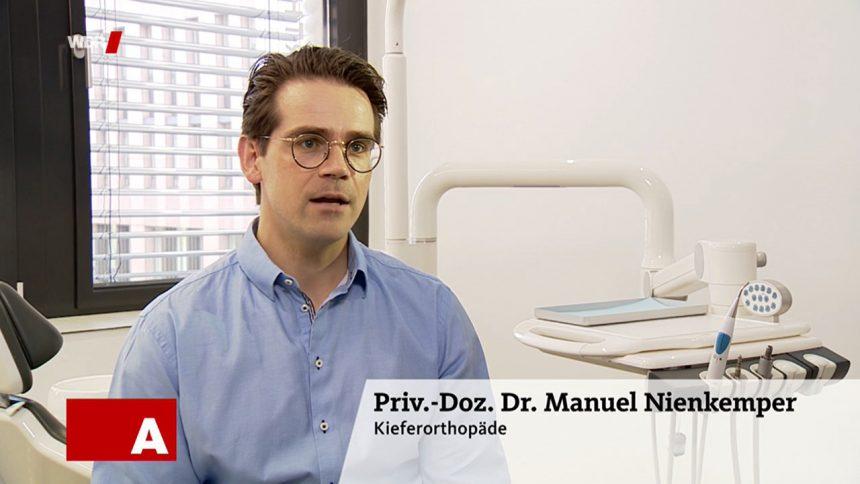 """TV-Interview """"Aktuelle Stunde"""""""