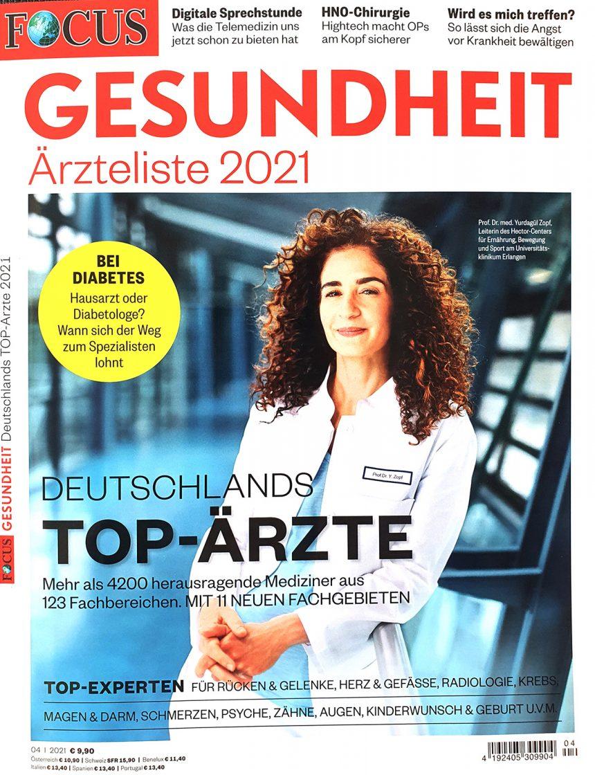 Deutschlands Top-Ärzte 2021